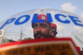 Pakistan policija EPA SHAHZAIB AKBER