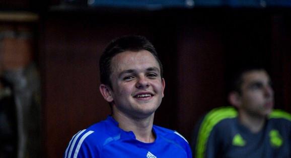 Hoće da donese Srbiji olimpijsku medalju: Dimitri Nagaev