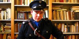 Niezwykła pasja policjanta z Katowic