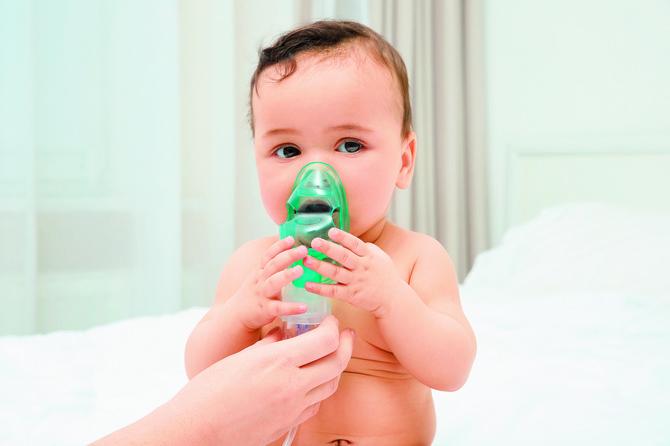 Pedijatri apeluju na roditelje da ne uključuju sami inhalacije
