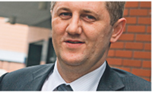 Mariusz Włodarczyk, członek zarządu BZ WBK Leasing