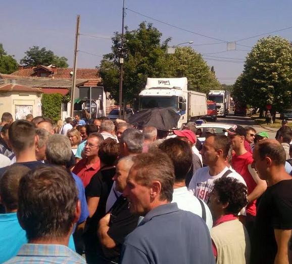 Štrajk u Goši