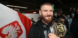 Polski mistrz świata UFC: Nie oddam tego pasa nikomu!