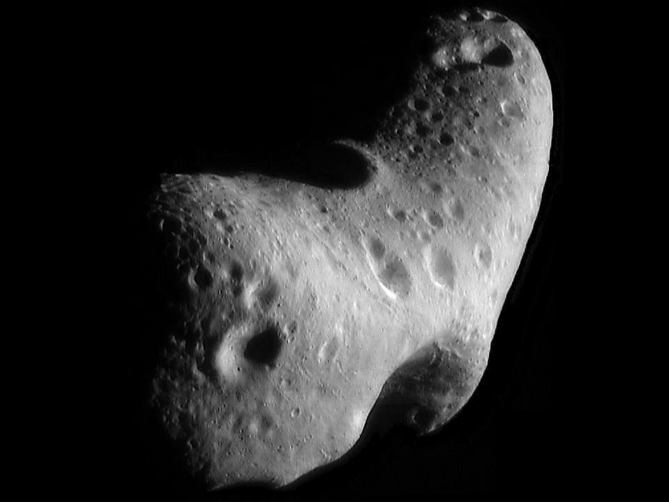 Planetoida (433) Eros
