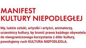 """""""Kultura Niepodległa"""": będziemy walczyć o polską kulturę"""