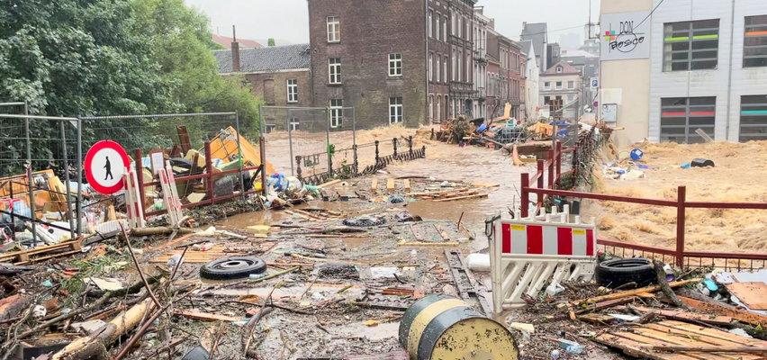 Ponad 60 polskich dzieci czeka na ewakuację w budynku odciętym od świata przez powódź