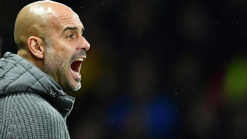 Manchester City manager Pep Guardiola called on his side to learn from a nervy end to their 2-1 win at Watford