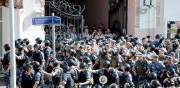 Ponad 1000 protestujących zatrzymanych w Rosji