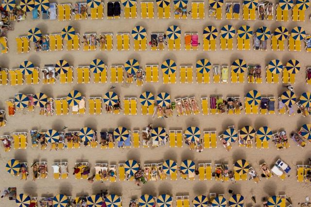 Snimak iz drona, Gran Kanarija