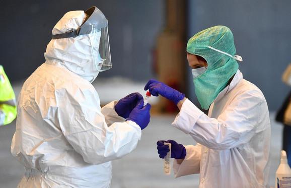 Italija u doba virusa korona