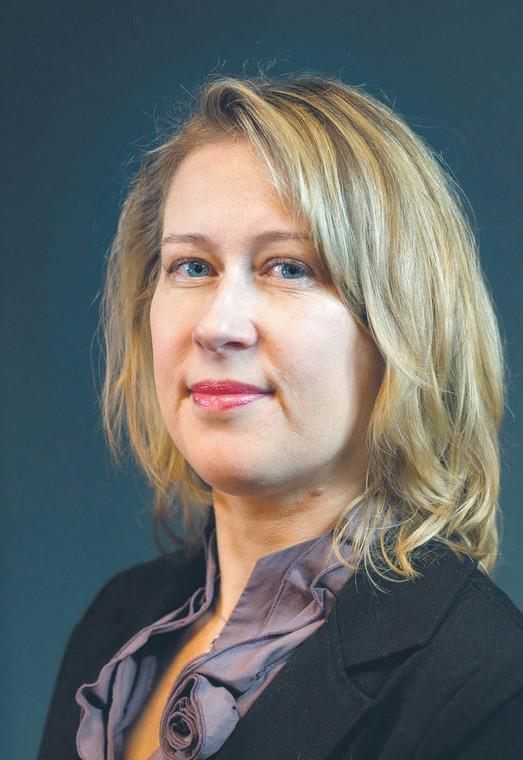 dr hab. Katarzyna Walęcka-Matyja, Instytut Psychologii, Uniwersytet Łódzki, fot. Maciej Andrzejewski/UL/materiały prasowe