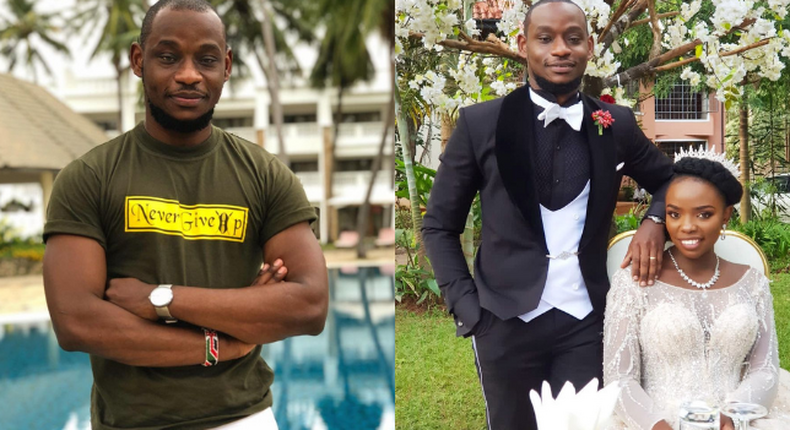 Actor Brian 'Luwi' Ogana's emotional letter to fans as Maria comes to an End