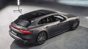 Genewa 2017: Porsche Panamera Sport Turismo