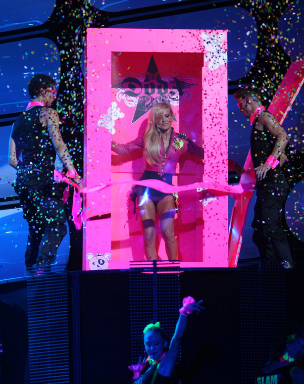 Doda robi wejście a la Barbie