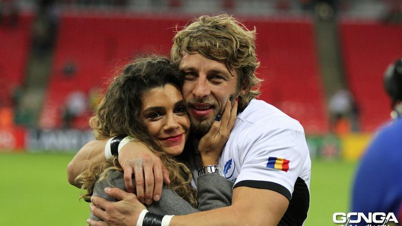 Florian Surugiu oświadczył się ukochanej