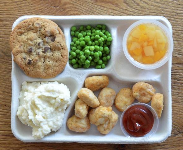 Szkolne Obiady Na Calym Swiecie Jedzenia Na Stolowkach