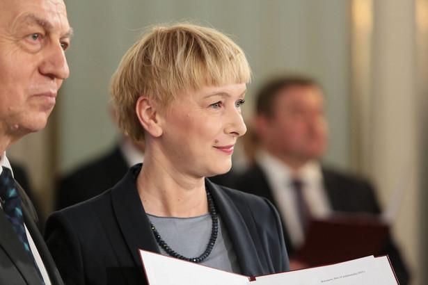 Mirosława Stachowiak-Różecka (PiS) wybrana została w czwartek na przewodniczącą sejmowej Komisji Edukacji, Nauki i Młodzieży. Wybrano też sześcioro jej zastępców. Przewodniczącą i jej zastępców komisja edukacji wybrała spośród swoich członków.