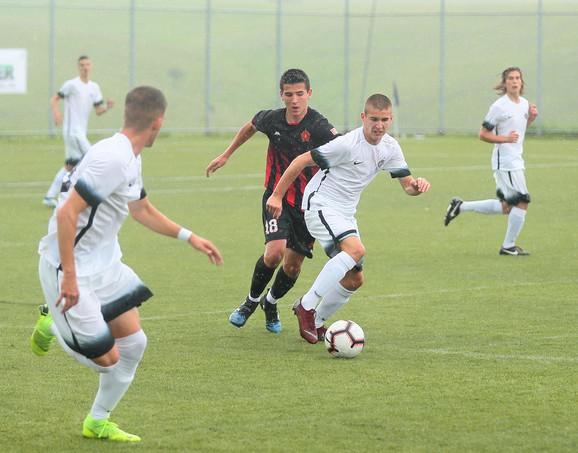 Partizan je ostvario drugu pobedu na Kupu prijateljstva