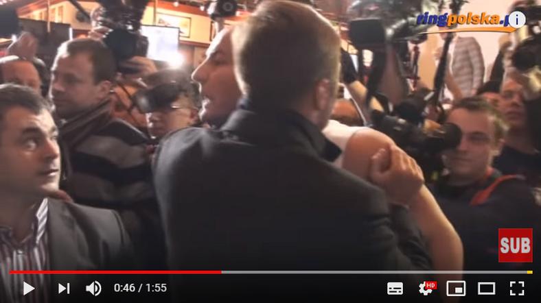 reporterzy umawiają się ze sportowcami