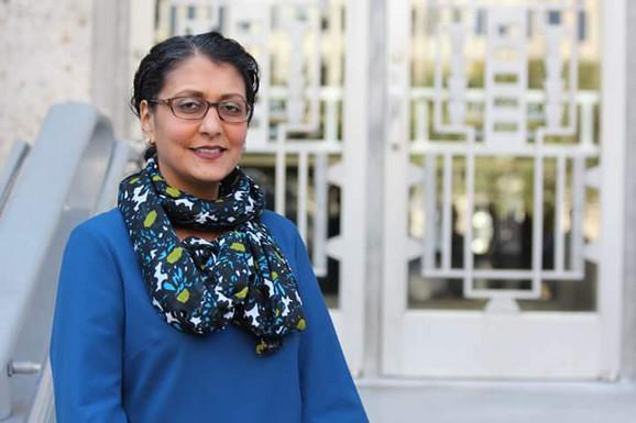 Minal Patel Dejvis, specijalna savetnica gradonačelnika Hjustona