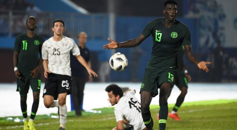 5 things we learnt from Super Eagles' 1-0 win over Egypt