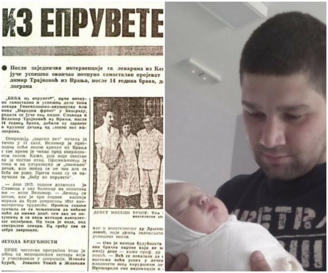 Miloš je bio glavna vest bivše Jugoslavije