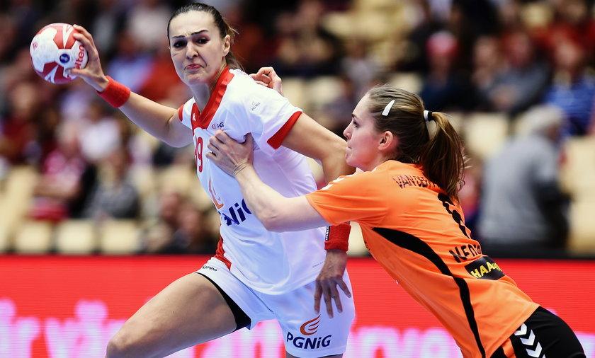 Półfinał MŚ w Danii: Polska – Holandia 25:30
