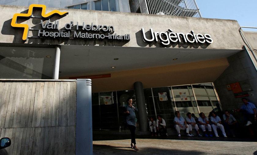 W tym szpitalu przyszedł na świat pierwszy Europejczyk z małogłowiem spowodowanym przez wirusa Zika