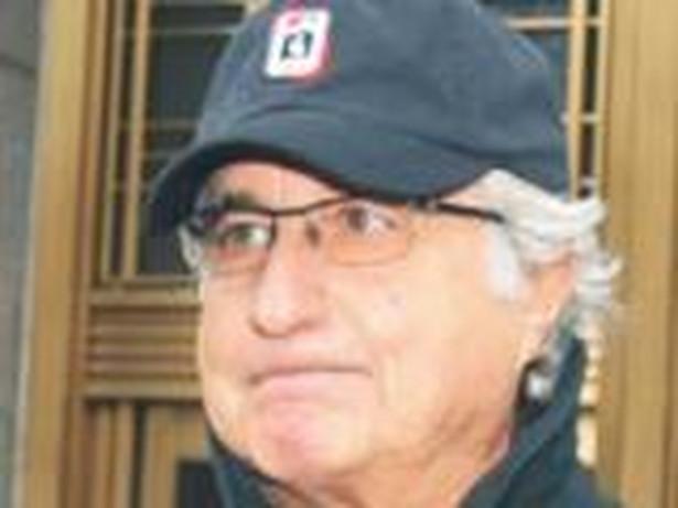 Bernard Madoff skazany na 150 lat więzienia.