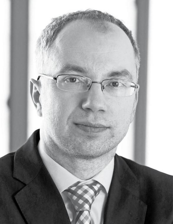 Roman Namysłowski, partner i doradca podatkowy w Crido