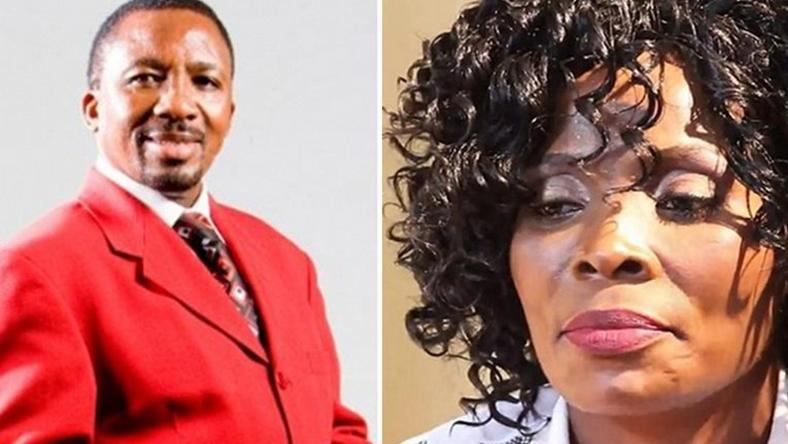 Pastor James Nga'ng'a and Rose Muhando. Fresh Controversy emerges on Rose Muhando's whereabouts as Pastor Nganga holds another major event