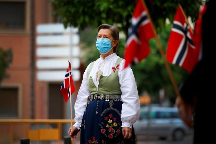 Norveška korona virus epa Manuel Lorenzo