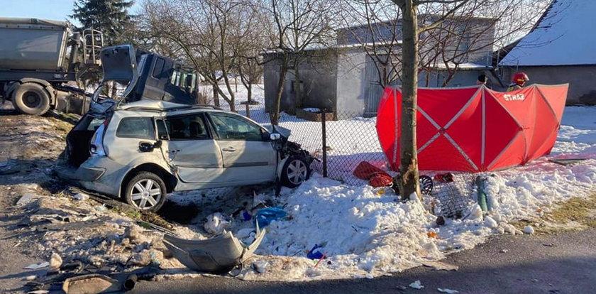 Tragedia w Małopolsce. 40-latek nie żyje, 10-latek w ciężkim stanie