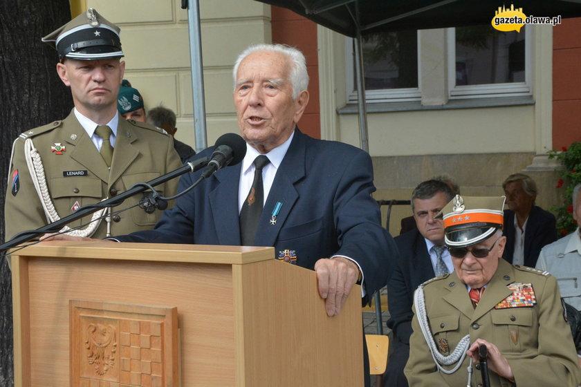 Edward Łańcucki często pojawia się publicznie