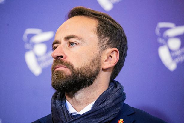 Michał Olszewski, wiceprezydent Warszawy