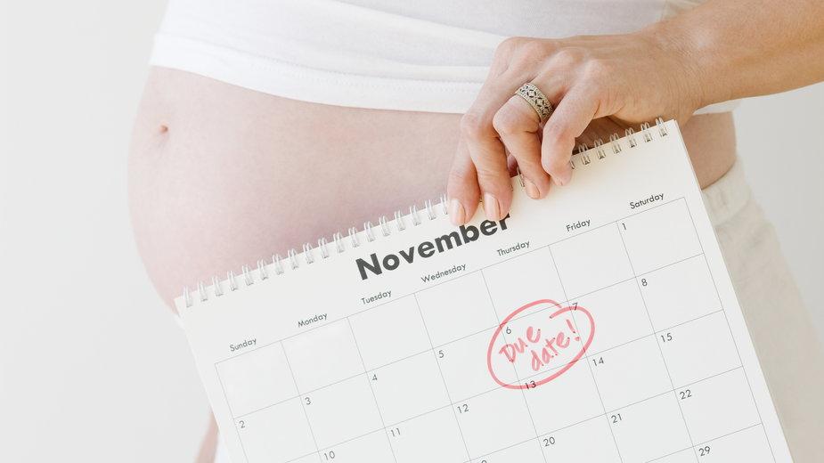 Kalendarz ciąży i porodu – uwagi i porady