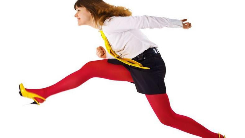 Jogging daje dwa razy więcej energii niż zabiera
