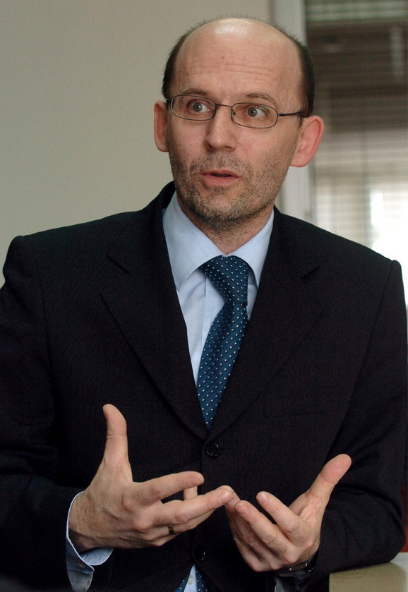 Ognjen Pribićević je zaslužan za sardnju srpske i britanske firme