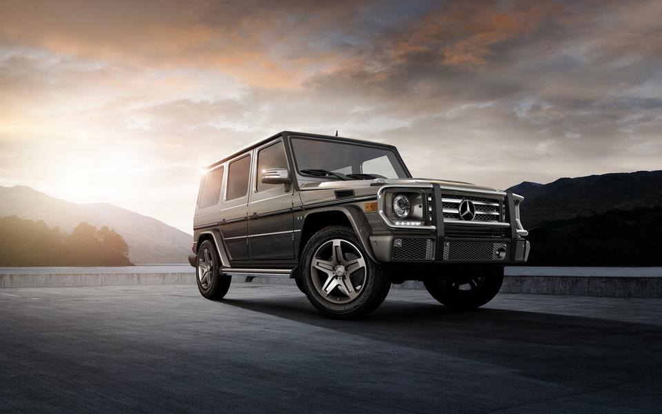 Mercedes-Maybach G 650 Landaulet.