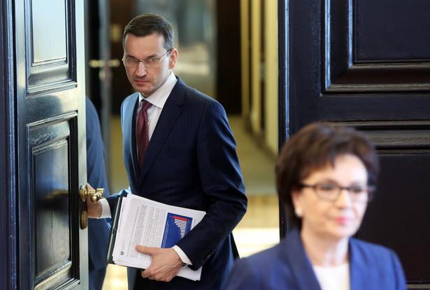 Resort Mateusza Morawieckiego chce ocalić każdego euro centa