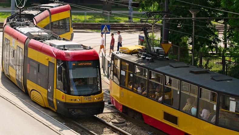 Warszawskie tramwaje