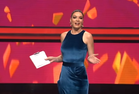 Nakon njenog nastupa Sanja Kužet je samo rekla: 'Šta da se radi, ima i ovakvih primera!'