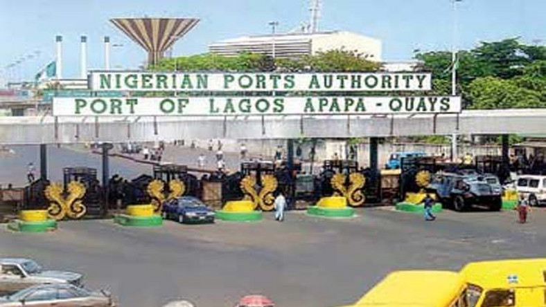 Nigerian Ports Authority (NPA) terminal (Vanguard)