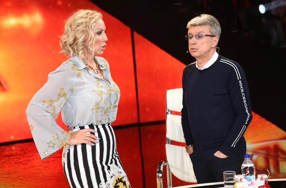 Lepa Brena i Saša Popović