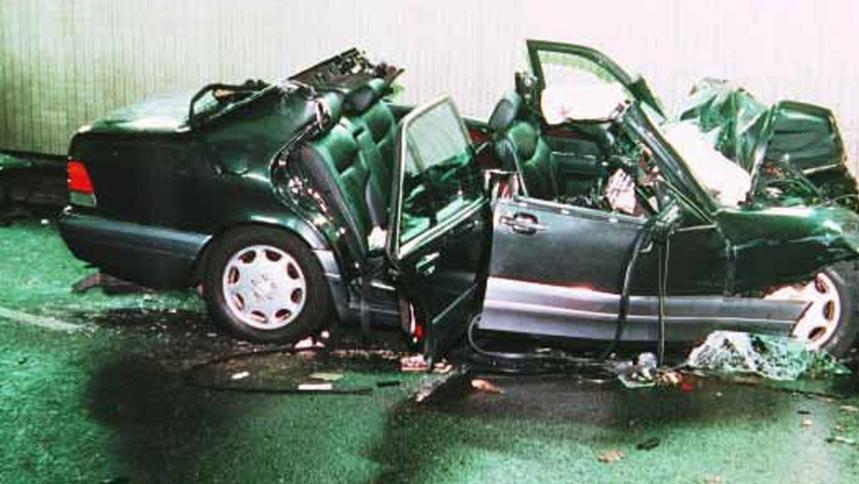 Znalezione obrazy dla zapytania księżna diana accident