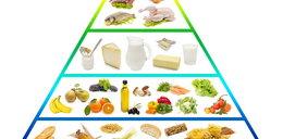 Piramida żywieniowa, pamiętasz ją ze szkoły? Właśnie się zmienia
