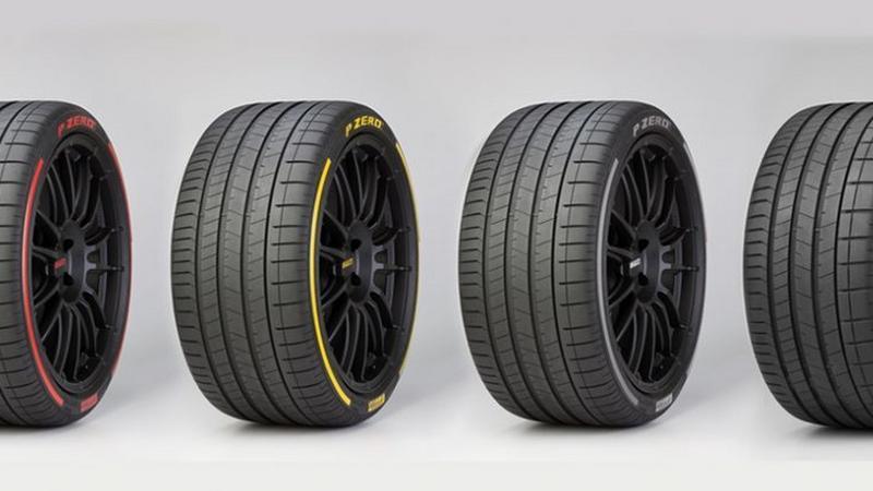 Inteligentne opony Pirelli