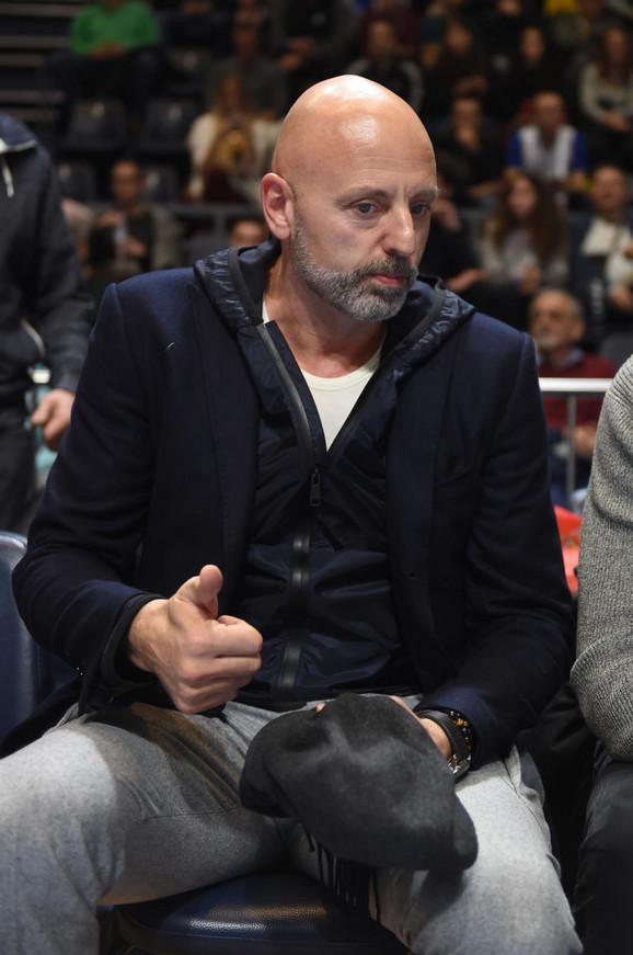 Saša Obradović postao je novi trener Monaka