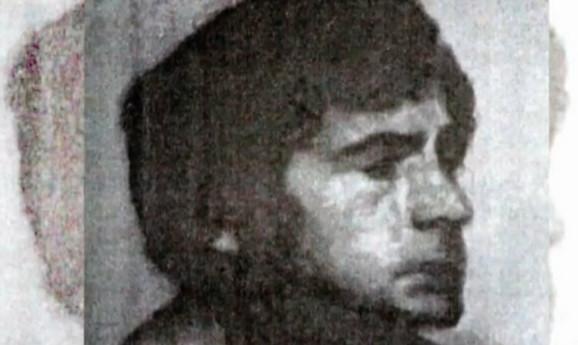 Angus Sinkler na jednoj od starijih fotografija