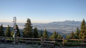 Sprzątanie szlaków na Turbacz w dniach 20-21 czerwca w ramach akcji Czyste Góry Czyste Szlaki